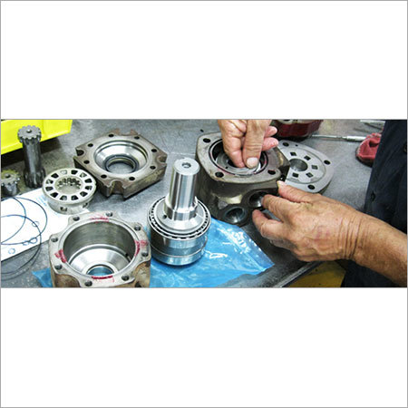Hydraulic Motors Repair Service