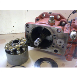 Staffa Hydraulic Motor Repair Service