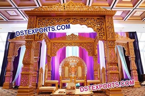 New Jodha Akbar Mandap Setup 2016