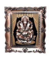 God Ganesha Wall Frame