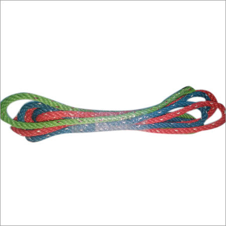 Colored Plastic Ropes