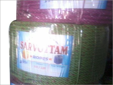 Durable Plastic Rope