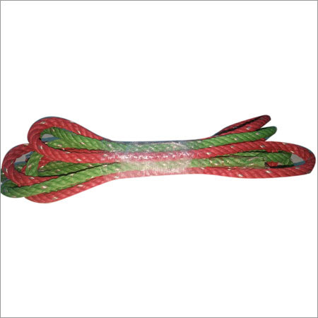 Dual Color Plastic Rope