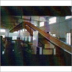 Biscuit Cooling Conveyor Machine