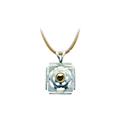 Ganesh ji silver Shree Yantra pendants