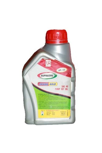 PUMP SET OIL 500ML.