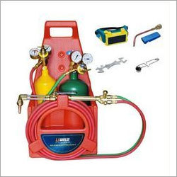 Portable Gas Welding And Cutting Kit