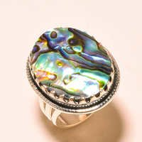 ABALONE SHELL VINTAGE STYLE