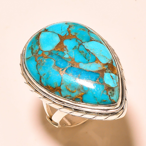 COPPER BLUE TURQUOISE