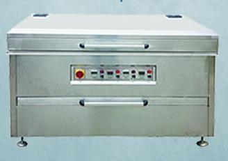 Liquid Polymer Plate Making Machine