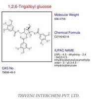 1,2,6-Trigalloyl glucose