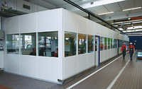 Pvc Industrial Partition