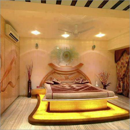 Bedroom Interior Designing Services