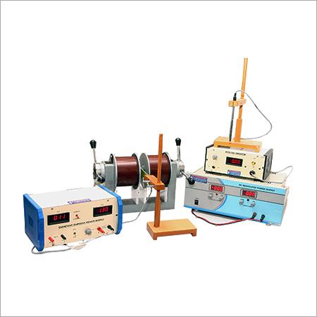 Hall-Probe Apparatus