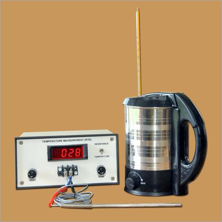 Temperature Measurement RTD