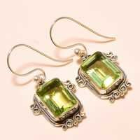 GREEN AMETHYST VINTAGE STYLE