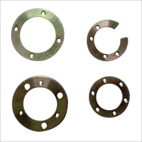 MS Pump Flange