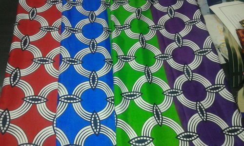 kitangi African (Circle design)