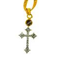 Lord's hindi prayer pendant
