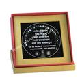 Namokar mantra silver Spiral pendant