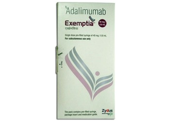 Exemptia Adalimumab Injection