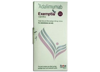 Exemptia Adalimumab Injection