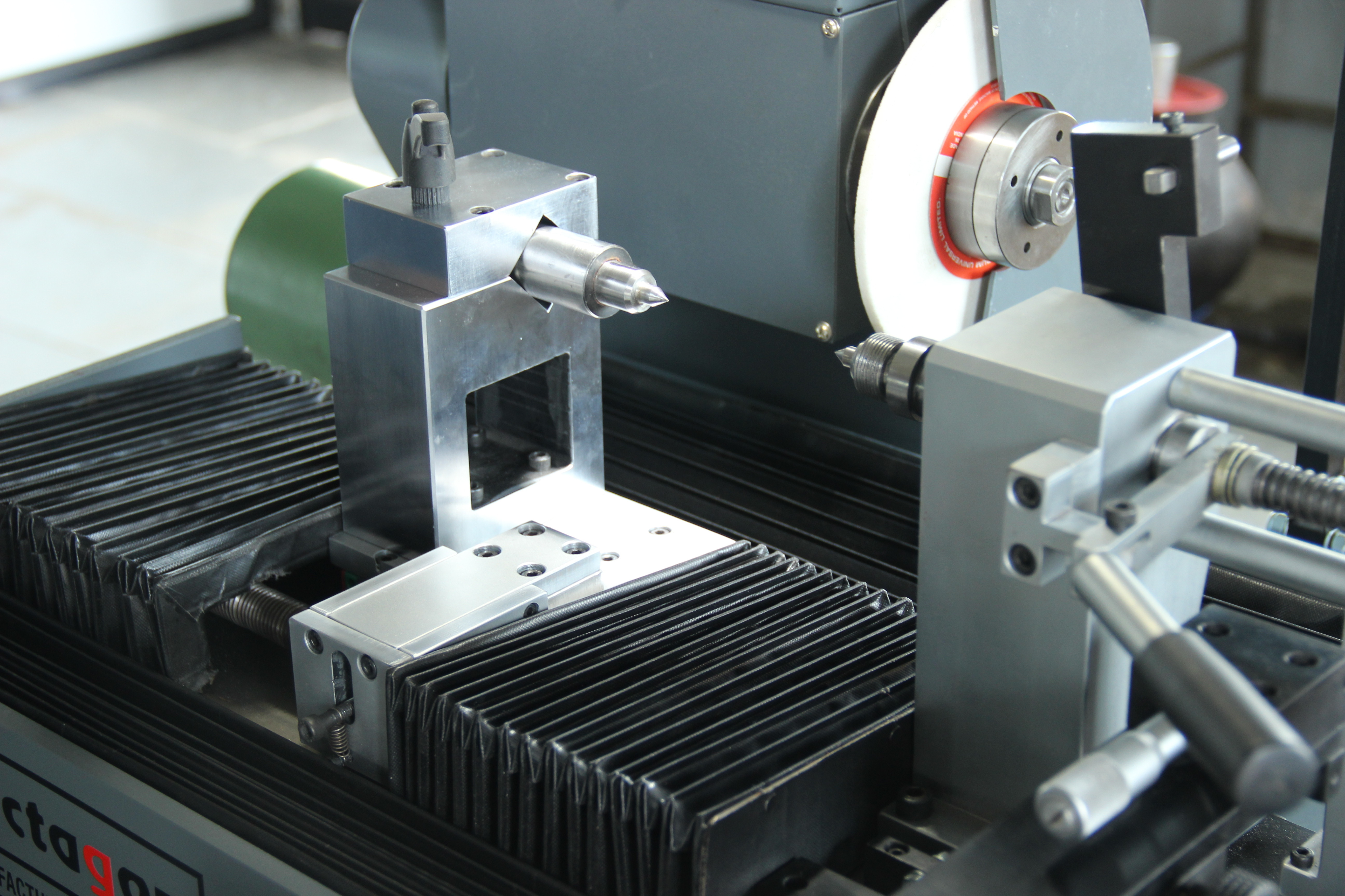 PRECISION JET RECESS GRINDING MACHINE