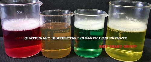 Quaternary Disinfectant Cleaner Concentrate