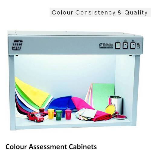Colour Assessment Cabinet