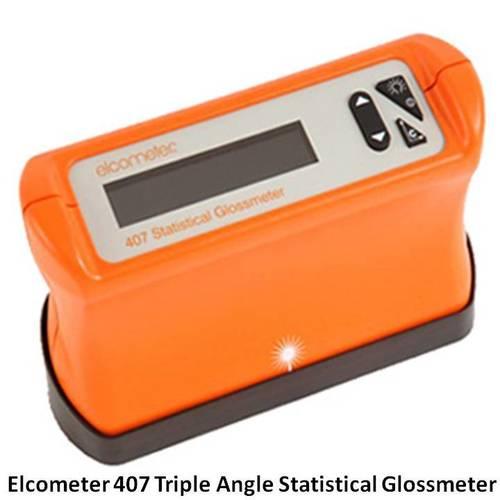 Triple Angle Glossmeter