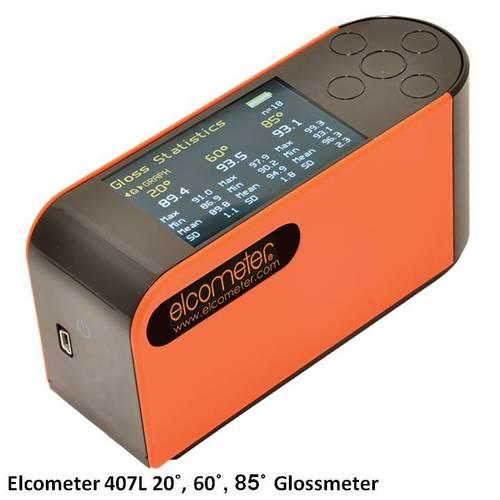 Elcometer 407L Glossmeter