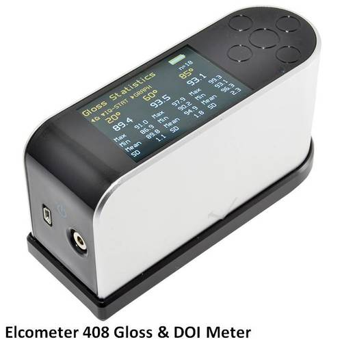 Elcometer 408 Gloss & DOI Meter