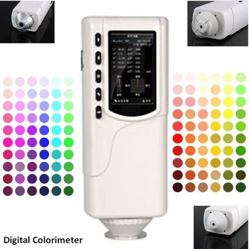 Digital Colorimeter