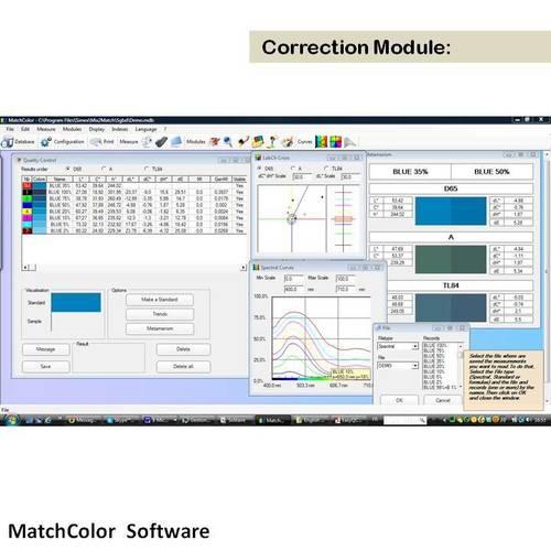 MatchColor Software
