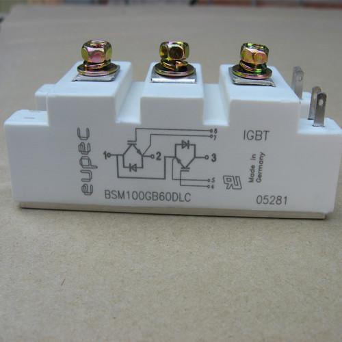 Infineon EUPEC IGBT Module BSM100GB60DLC