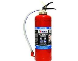 Dry Powder Cartridge Type Fire Extinguisher