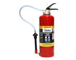 Mechanical Foam Cartridge Type Fire Extinguisher