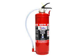 Water Type (Cartridge Type) Fire Extinguisher