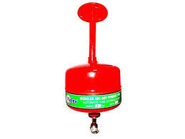 Dry PowderClean Agent Modular Type Fire Extinguisher