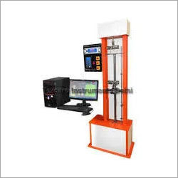 Computerised Model-for Tensile Strength Tester