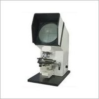 Projection Microscope With Computer Compatibility