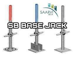 Scaffolding Base Jack