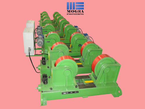 High Capacity Welding Rotators