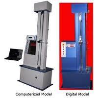 Single Yarn Strength  tester- Digital Model