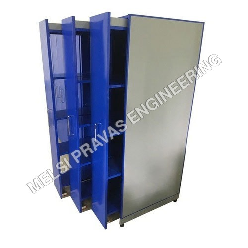Vertical Sliding Cabinet