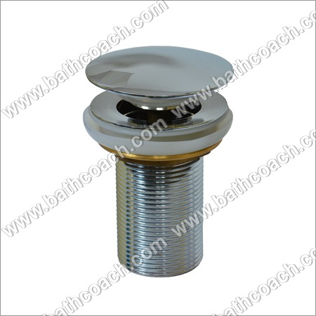 Brass CP Pop Up Waste Coupling