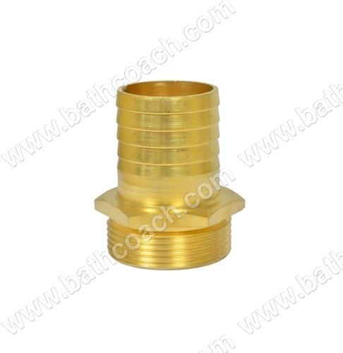 Brass Hose Nipple