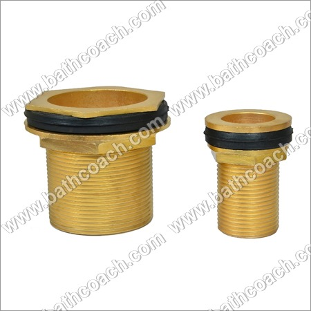 Brass Full Thread Tank Nipple