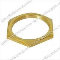 Brass Hex Check Nut