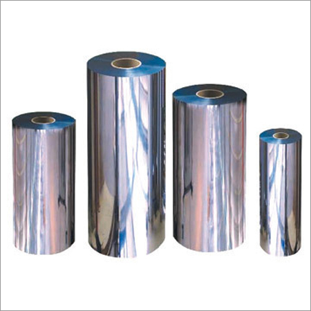 Metalize Polyester 8 Mic Film